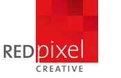 Red Pixel Creative Logo
