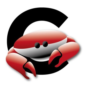 Crimson Crab Icon