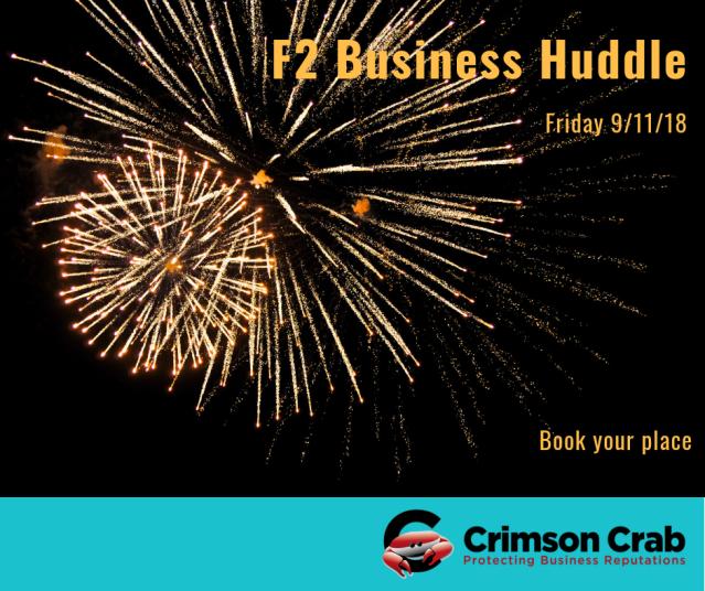 F2 Business Huddle November